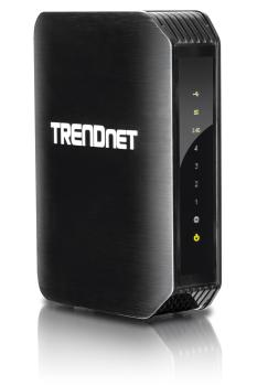 21lYy4q iTL - TRENDnet Wireless AC1200 Dual Band Gigabit Router with USB Share Port, TEW-811DRU