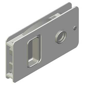 Southco MF-02-110-70 Flush Locking Entry Door Latch