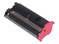 QMS Printing Solutions 1710471003 Toner Cartridge, High-Yield, Magenta