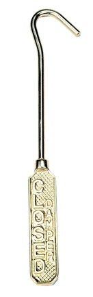Solid Brass Damper Pull - 5