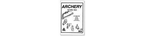 - Tandy Leather Archery Pattern Pack 6027-00