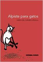 Alpiste para gatos (Spanish) Paperback – 2014