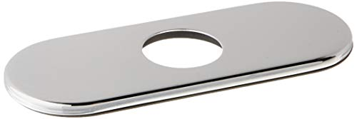 Danze DA667229 Centerset Cover Plate Assembly for Lavatory Faucet, 4-Inch, Chrome