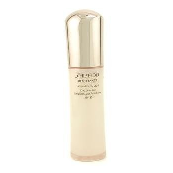 Shiseido BENEFIANCE WrinkleResist24 Day Emulsion SPF 15 PA++ 75 ml / 2.5 oz by Shiseido