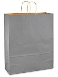クラフトTintedカラーショッピングバッグ – 16 x 6 x 19 1 4インチ、クイーン B071FFT2CW