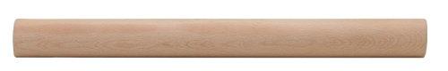 Mrs. Anderson's Baking Beechwood Baker's Rolling Pin, 19-3/4 by 1-3/4-Inch