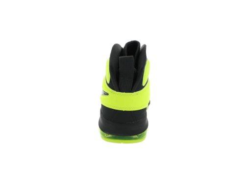 Nike Air Max Sq Uptempo Zm Mens Basketbalschoenen 001-antraciet / Antraciet-volt-blk