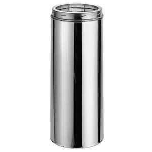 DuraVent 9606GA 36'' Chimney Pipe (8'' DT Galvalume),