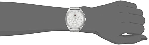Amazon.com  Tommy Hilfiger Women s 1781628 Sophisticated Sport Silver-Tone  Stainless Steel Watch  Tommy Hilfiger  Watches 4d283db94ab