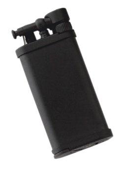 IM Corona »Old Boy« Pfeifen-Feuerzeug schwarz matt