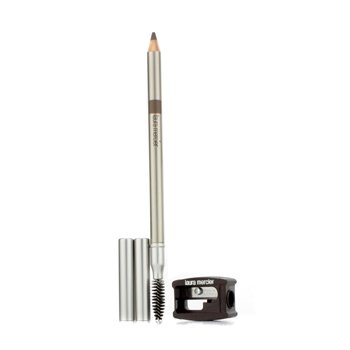 Laura Mercier Eye Brow Pencil With Groomer Brush - # Ash Blonde ()