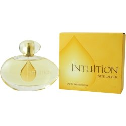 Intuition By Estee Lauder 3.4 oz Eau De Parfum Spray for Women (Vanilla Body Estee Lotion)