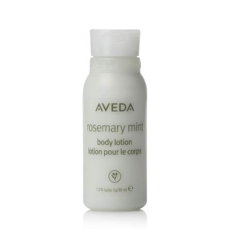 Aveda Rosemary Mint Lotion All Sensitive Moisturizer - Lot of 8 each 1 Ounce Bottles. Total Of 8 - Lotion Mint Aveda
