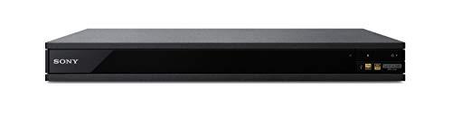 Sony UBP-X800M2 4K UHD Home Theater Streaming Blu-Ray Disc Player (UBPX800M2), Black