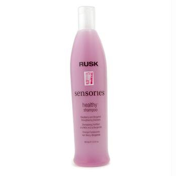 Rusk Sensories Healthy Blackberry and Bergamot Strengthening Shampoo - 400ml/13.5oz