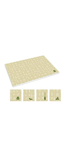 (Abbott Collection 1281-PP/Icon Asst Cottage Life Mats)
