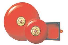 Gentex GB6-120 Fire Alarm Bell (120VAC/6