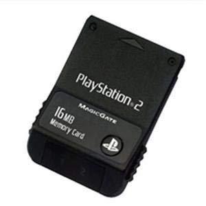 16 Mb Ps2 Memory Card - Playstation 2 Memory Card 16MB