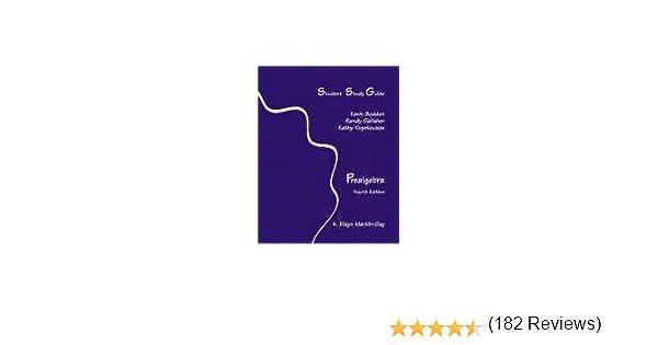 Supplement: Student Study Guide - Prealgebra 4/E: Pearson ...