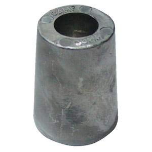 Camp 30MM PROPELLER NUT ZINC - BENETEAU/PROP NUT ZINC 30MM ()