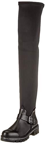 Noir Cuissardes 001 Femme Fersengold Schwarz 298 599 xTppq1I