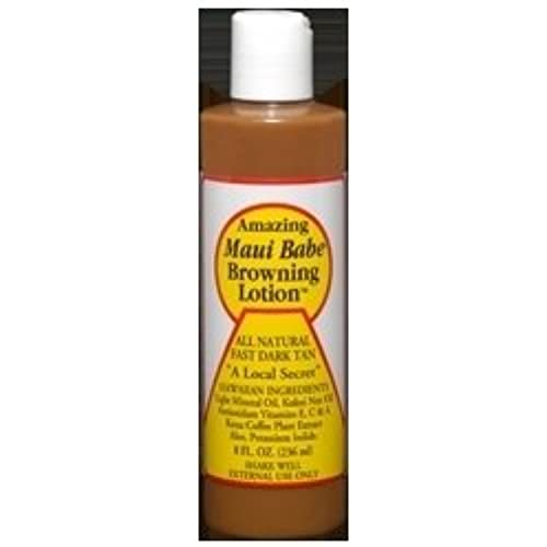 Maui Babe Browning Lotion Tanning Bed Reviews