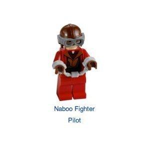 Naboo Pilot (Naboo Fighter Pilot)