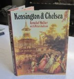 Front cover for the book Kensington and Chelsea: A Social and Architectural History by Annabel Walker