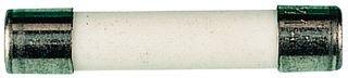 MULTICOMP CF06333CT/7/10 Cartridge Fuse, 7 A, 250 V, 6.3mm x 32mm, 1/4' x 1-1/4', 1 kA (1 piece)