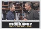 Ichiro Suzuki; Barack Obama (Baseball Card) 2010 Upper Deck - Season Biography #SB-118
