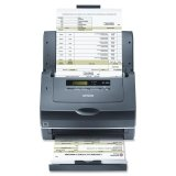 New-Epson B11B194011 - WorkForce Pro GT-S50 Scanner, 600 dpi, Gray - EPSB11B194011