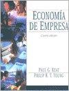 img - for Economia de Empresa (4th Edition) (Spanish Edition) book / textbook / text book