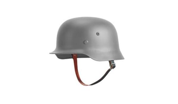 Elvy Gray Warship Ccgk Ww2 German M35 Steel Helmet Ww Ii M35