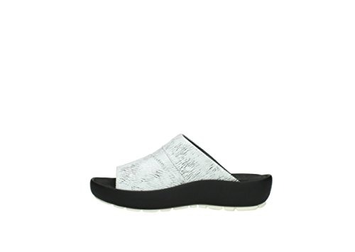 Comfort Leather Havana White Black Wolky Canal 70110 PdYgnqw