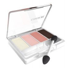 CoverGirl Eye Enhancers 4 Color Eye Shadow Kit - Blushing Nudes 284 (Pack of 3)