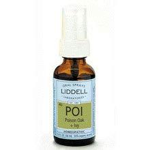 Poison Oak + Ivy Liddell Homeopathic 1 oz Liquid