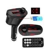 AMZDEAL Car Kit MP3 Player Wireless FM Transmitter Modulator