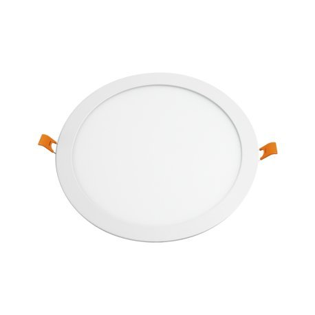 Alverlamp DL06PL40 - Downlight panel led 6w 4000k blanco: Amazon.es: Bricolaje y herramientas