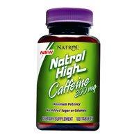 Natrol High Caffeine 200m