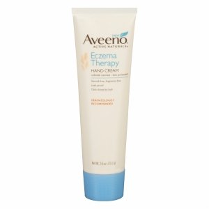 Aveeno Active Naturals Eczema Therapy Hand Cream, 2.6 oz