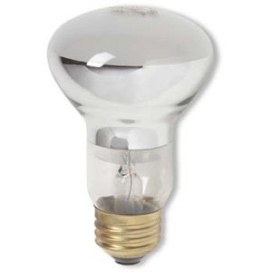 60 PACK Havells - 50R20/TC - 50 Watt Tough Coated R20 Incandescent Light Bulb