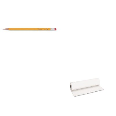 KITPAC101208UNV55400 - Value Kit - Pacon Decorol Flame Retardant Art Rolls (PAC101208) and Universal Economy Woodcase Pencil (UNV55400)