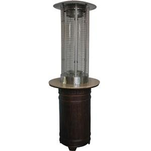 Bond Sonoma Area Heater with Tray Brown 67937