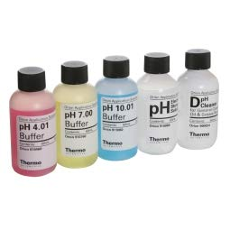Thermo Scientific Orion 916099, All-in-One 60 mL pH Buffer Kit, 1 per Each