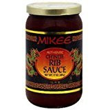 - Sauce Chinese Rib Authent 17 OZ -Pack Of 12