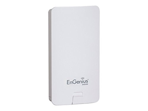 EnGenius Technologies Long Range 11n 5GHz Wireless Bridge/Access Point (ENS500) by EnGenius