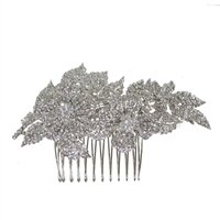 SimanTu Art Deco Pin/Comb