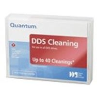 Quantum CDMCL Tape 4mm DDS-1234 Cleaning Cartridge Certance By QUANTUM by Quantum