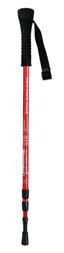 Chinook Walkabout 3, Adjustable Hiking/Skiing Pole by Chinook