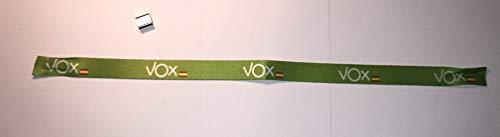 PULSERA VOX VERDE - BANDERA ESPAÑA - MÁXIMA CALIDAD: Amazon.es: Handmade
